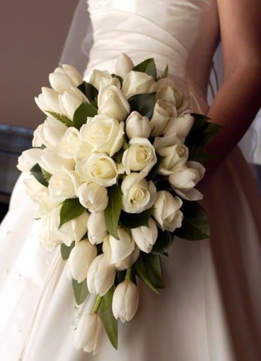 Tulipani Bouquet Sposa.Bouquet Sposa Fiori Idee E Significato Fausto Sari