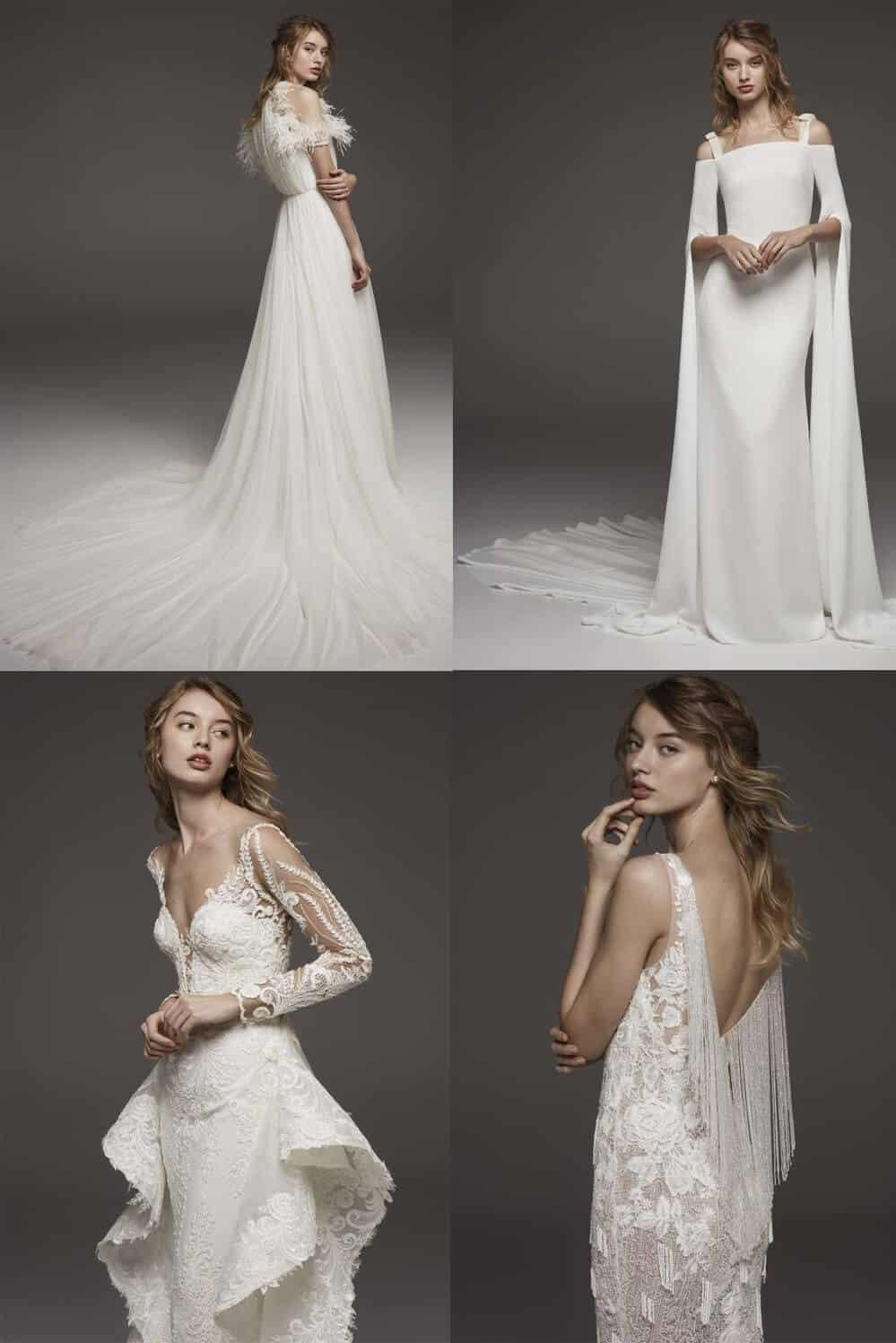 pronovias collezione abiti da sposa 2019