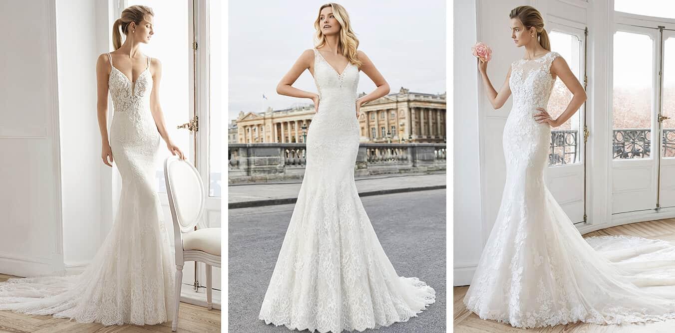 abito da sposa sirena 2019