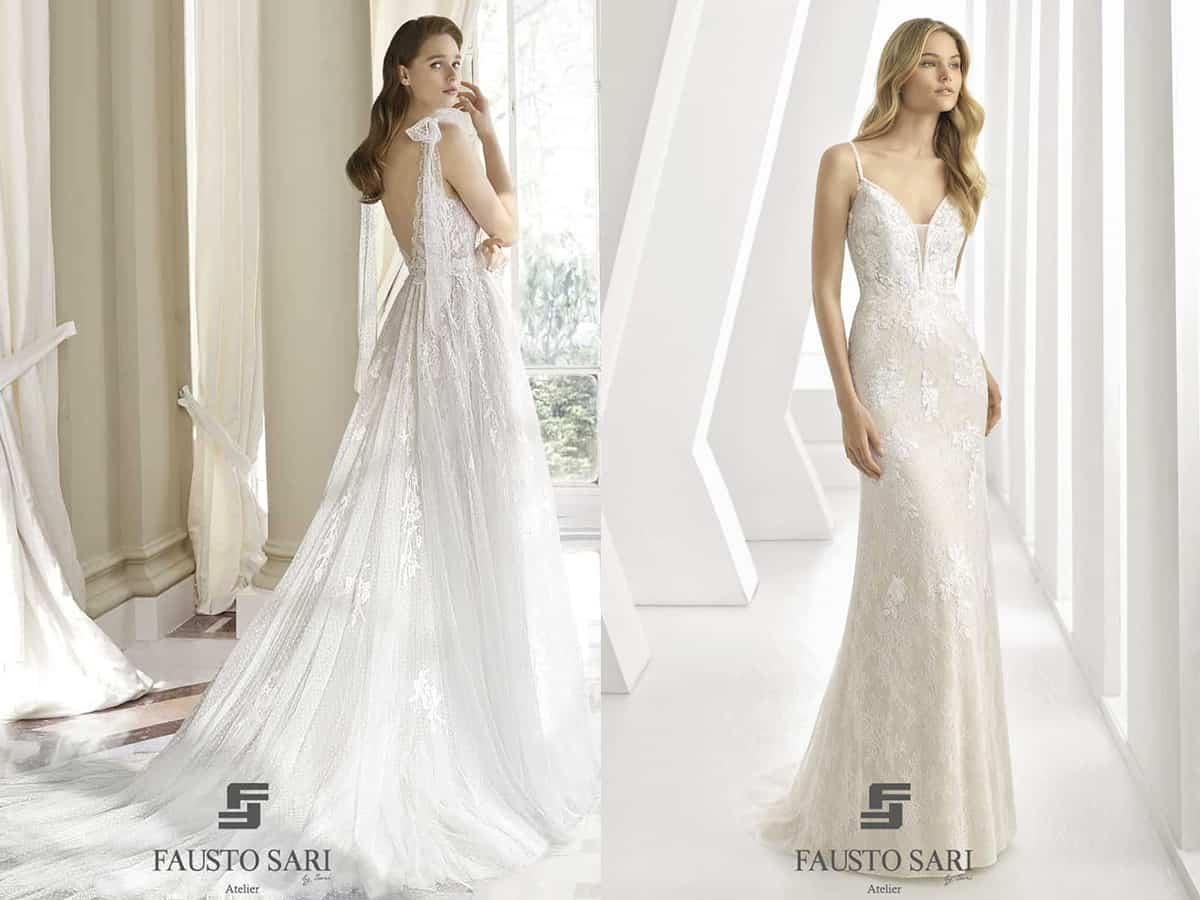 Collezione abiti da sposa Rosa Clará 2019