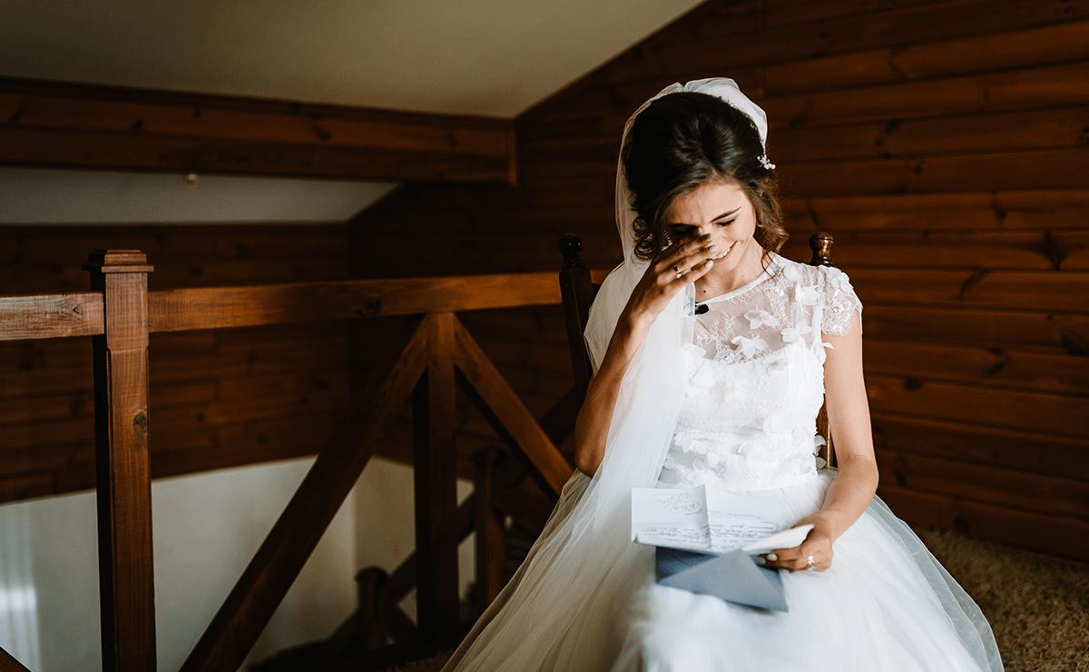 lettere per il matrimonio