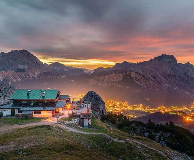 location-matrimonio-montagna-rifugio-pomedes-cortina